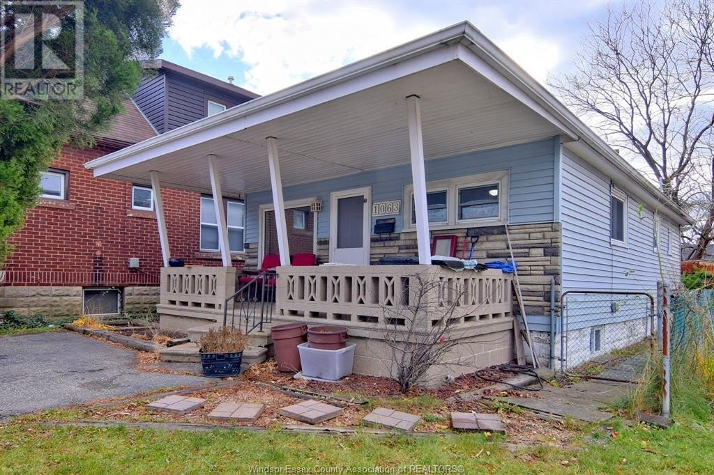 House for sale at 1063 Campbell  Windsor Ontario - MLS: 20015704