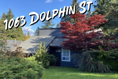 House for sale at 1063 Dolphin St Coquitlam British Columbia - MLS: R2515962