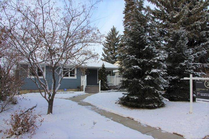 House for sale at 10632 148 St Nw Edmonton Alberta - MLS: E4181872