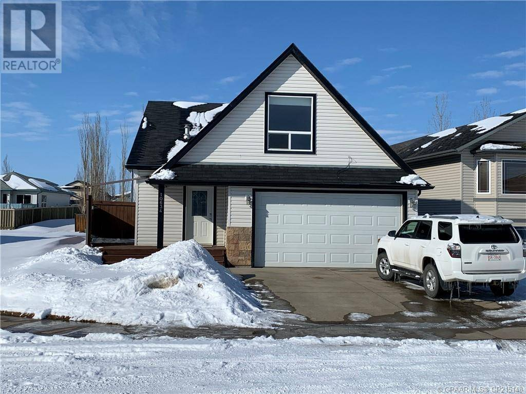 House for sale at 10634 124a Ave Grande Prairie Alberta - MLS: GP215148