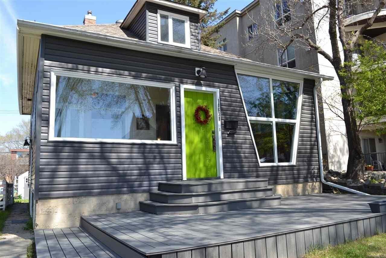 House for sale at 10638 78 Av NW Edmonton Alberta - MLS: E4198669
