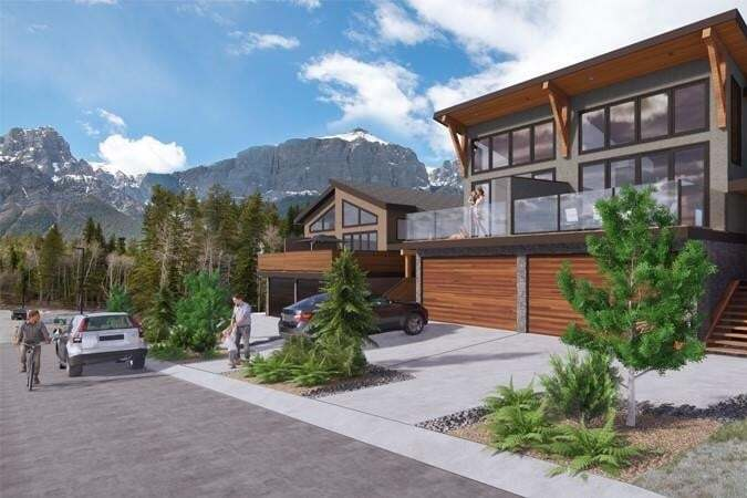1064 Lawrence Grassi Range, Quarry Pines, Canmore | Image 1