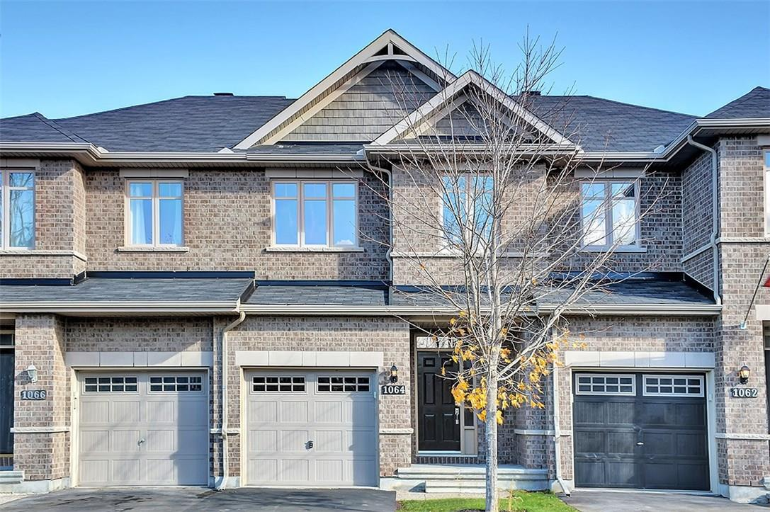Removed: 1064 Ottenbrite Crescent, Ottawa, ON - Removed on 2018-11-17 04:48:16