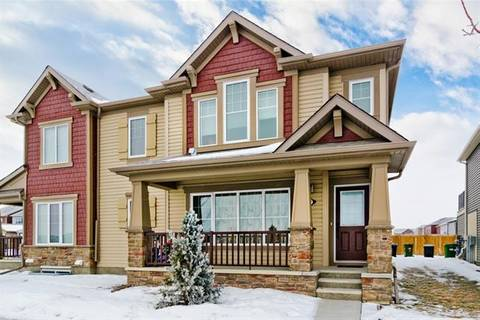 Townhouse for sale at 10642 Cityscape Dr Northeast Calgary Alberta - MLS: C4269758