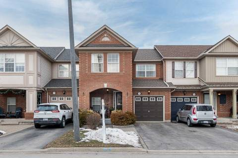 Townhouse for sale at 1065 Barclay Circ Milton Ontario - MLS: W4701050