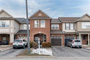 Townhouse for sale at 1065 Barclay Cres Milton Ontario - MLS: O4701043