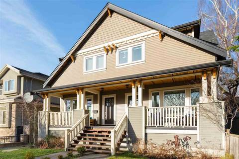 Townhouse for sale at 1065 22nd Ave E Vancouver British Columbia - MLS: R2349807
