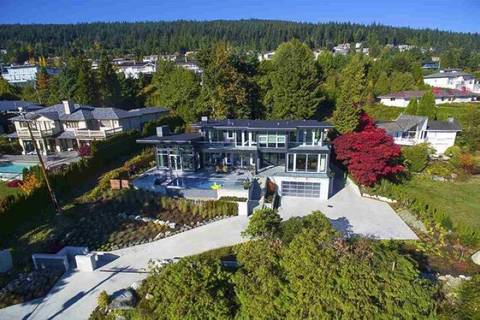 House for sale at 1065 Groveland Rd West Vancouver British Columbia - MLS: R2366406