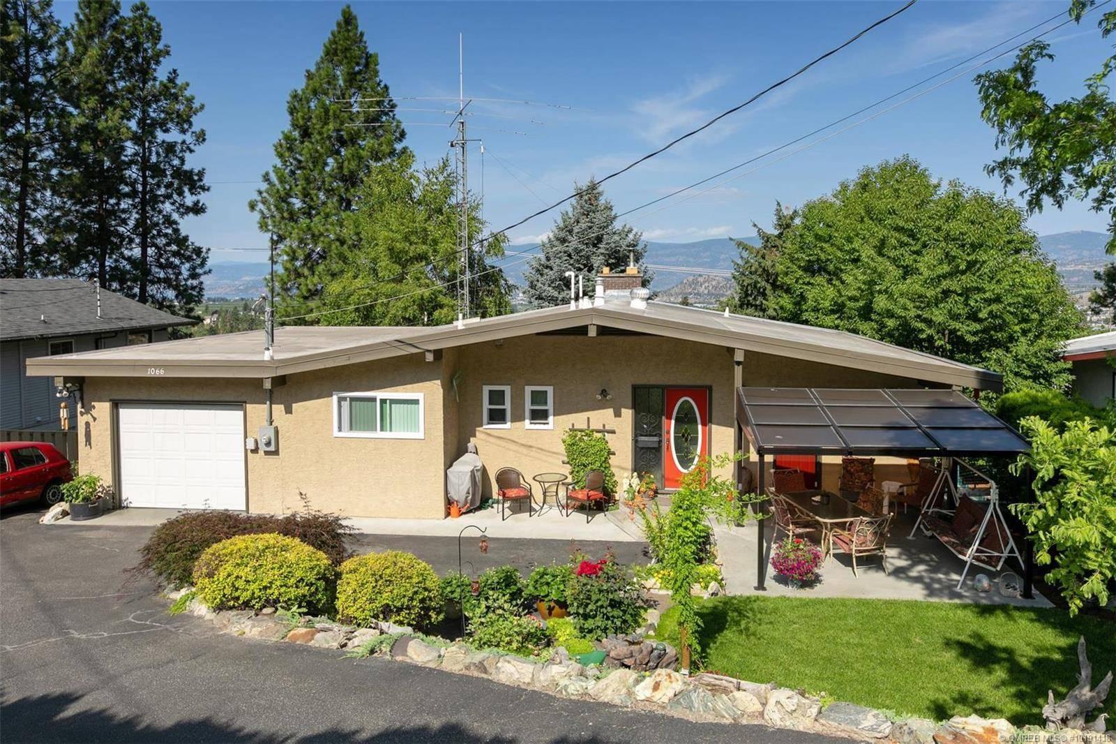 House for sale at 1066 Bentien Rd Kelowna British Columbia - MLS: 10191418