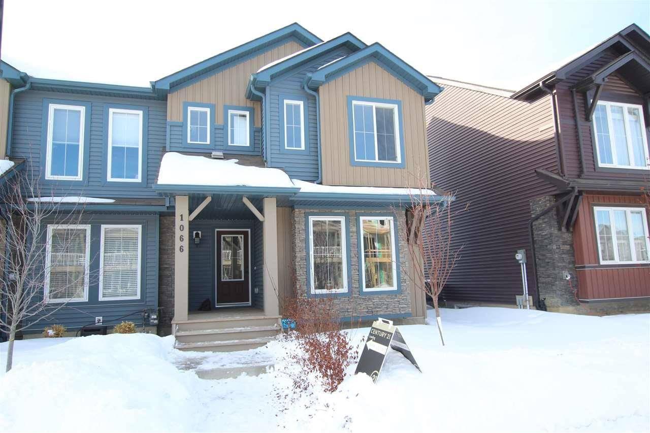 House for sale at 1066 Graydon Hill Blvd Sw Edmonton Alberta - MLS: E4188399