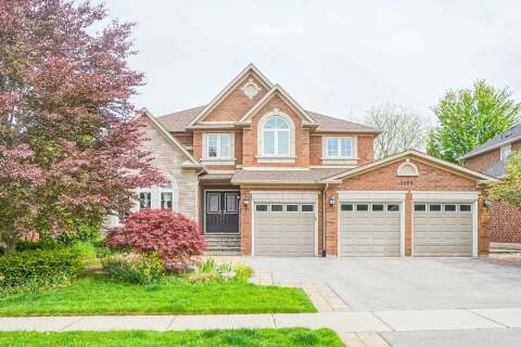 House for sale at 1066 Summit Ridge Dr Oakville Ontario - MLS: W4772336