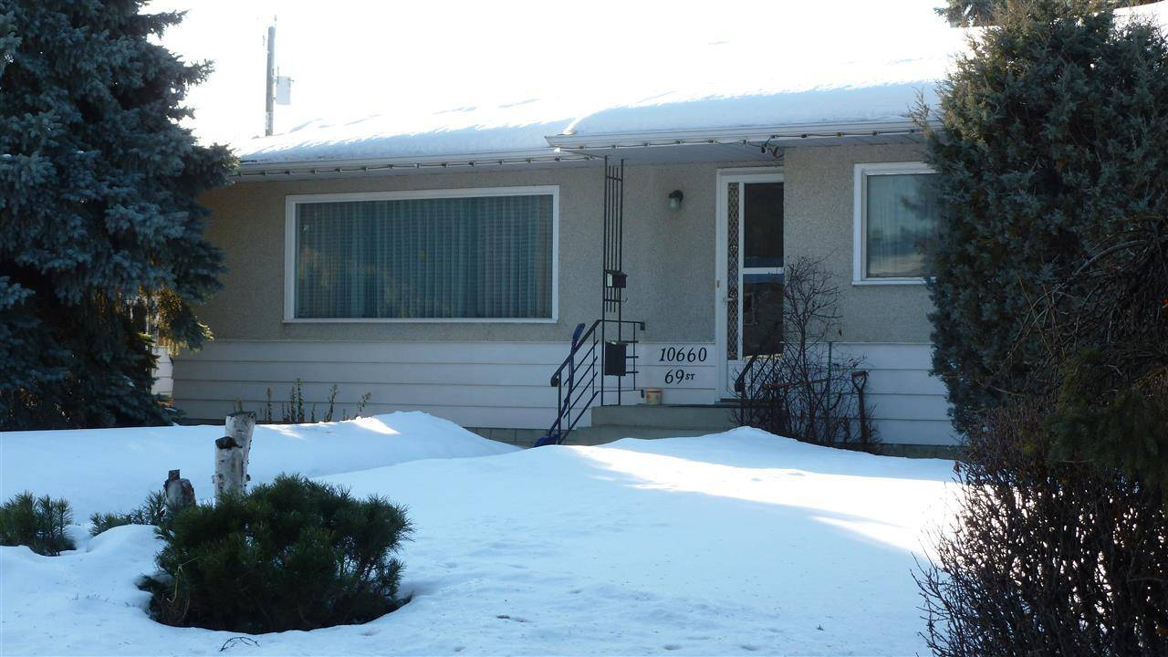 House for sale at 10660 69 St Nw Edmonton Alberta - MLS: E4188606