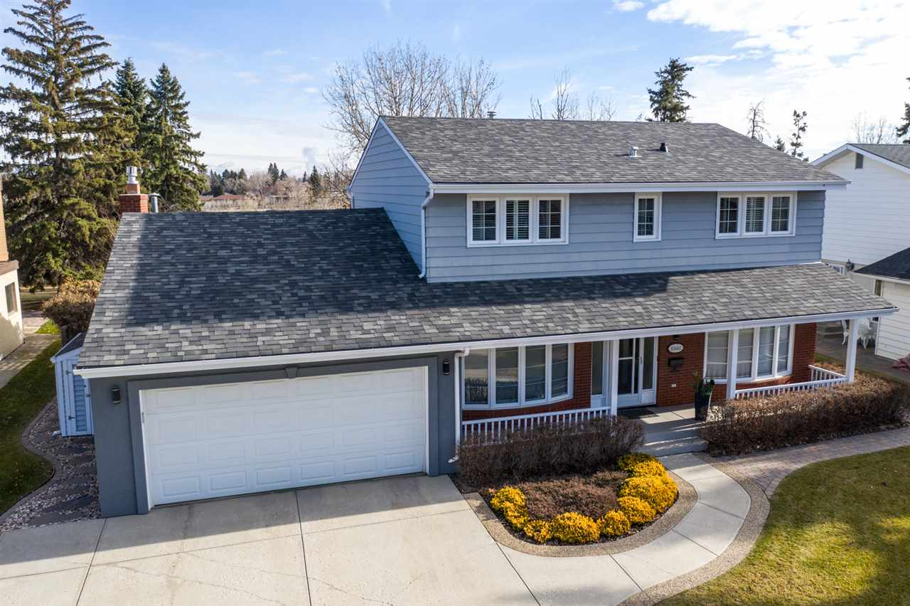 For Sale: 10661 Rowland Road, Edmonton, AB | 3 Bed, 4 Bath House for $850,000. See 30 photos!