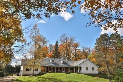 House for sale at 10664 5th Line Nassagaweya Line Milton Ontario - MLS: W4957947