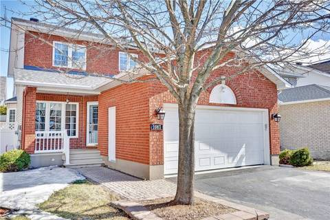 House for sale at 1067 Ambercrest St Ottawa Ontario - MLS: 1147741