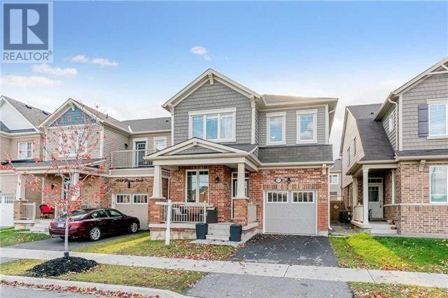 House for sale at 1067 Biason Circle Milton Ontario - MLS: W4308455