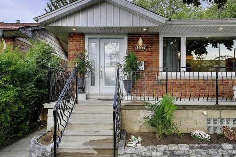 House for sale at 1067 Islington Ave Toronto Ontario - MLS: W4579901