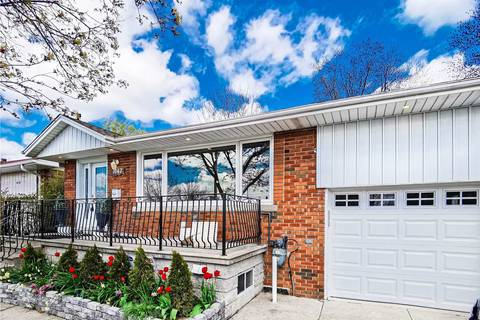 House for sale at 1067 Islington Ave Toronto Ontario - MLS: W4755185