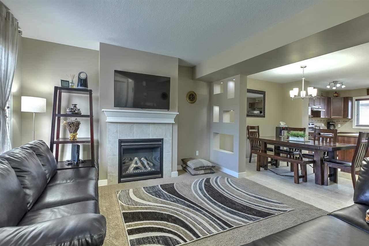 Townhouse for sale at 1067 Watt Pm  Sw Edmonton Alberta - MLS: E4161386