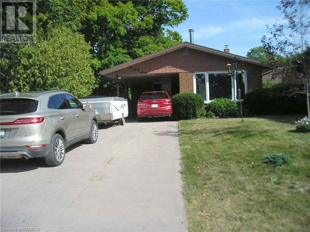 House for sale at 1067 West St Kincardine Ontario - MLS: 217862