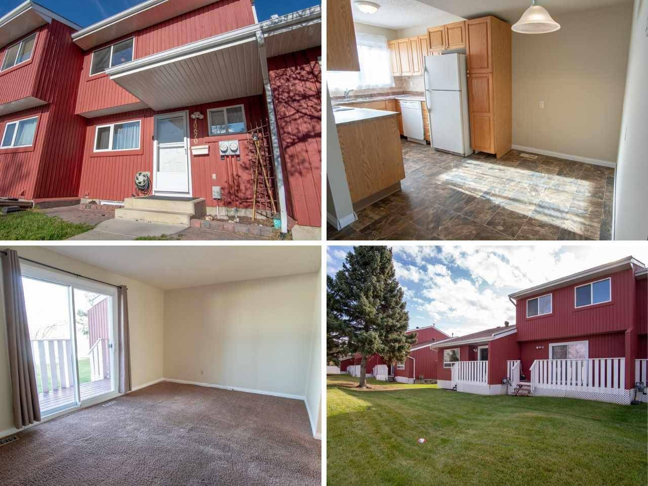 Townhouse for sale at 10670 Beaumaris Rd Nw Edmonton Alberta - MLS: E4184840