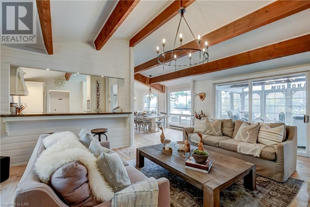 House for sale at 1068 Broadley Rd Port Carling Ontario - MLS: 40036977