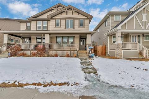 Townhouse for sale at 1068 Kings Heights Rd Southeast Airdrie Alberta - MLS: C4290551
