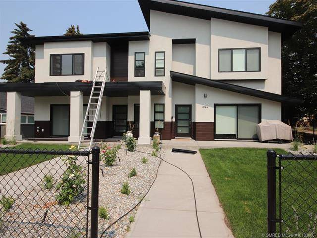 Townhouse for sale at 1068 Lawson Ave Kelowna British Columbia - MLS: 10183006