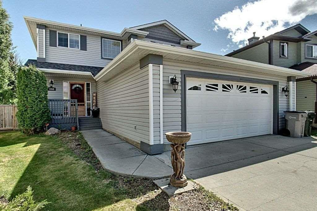 House for sale at 1068 Westerra Dr Stony Plain Alberta - MLS: E4199944