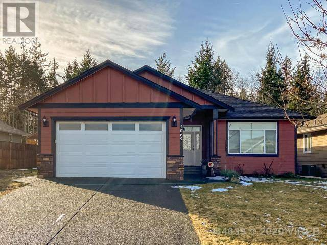 House for sale at 1069 Cordero Cres Campbell River British Columbia - MLS: 464639