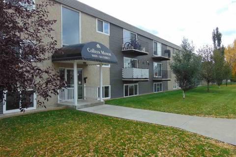Condo for sale at 10035 164 St Nw Unit 107 Edmonton Alberta - MLS: E4148677