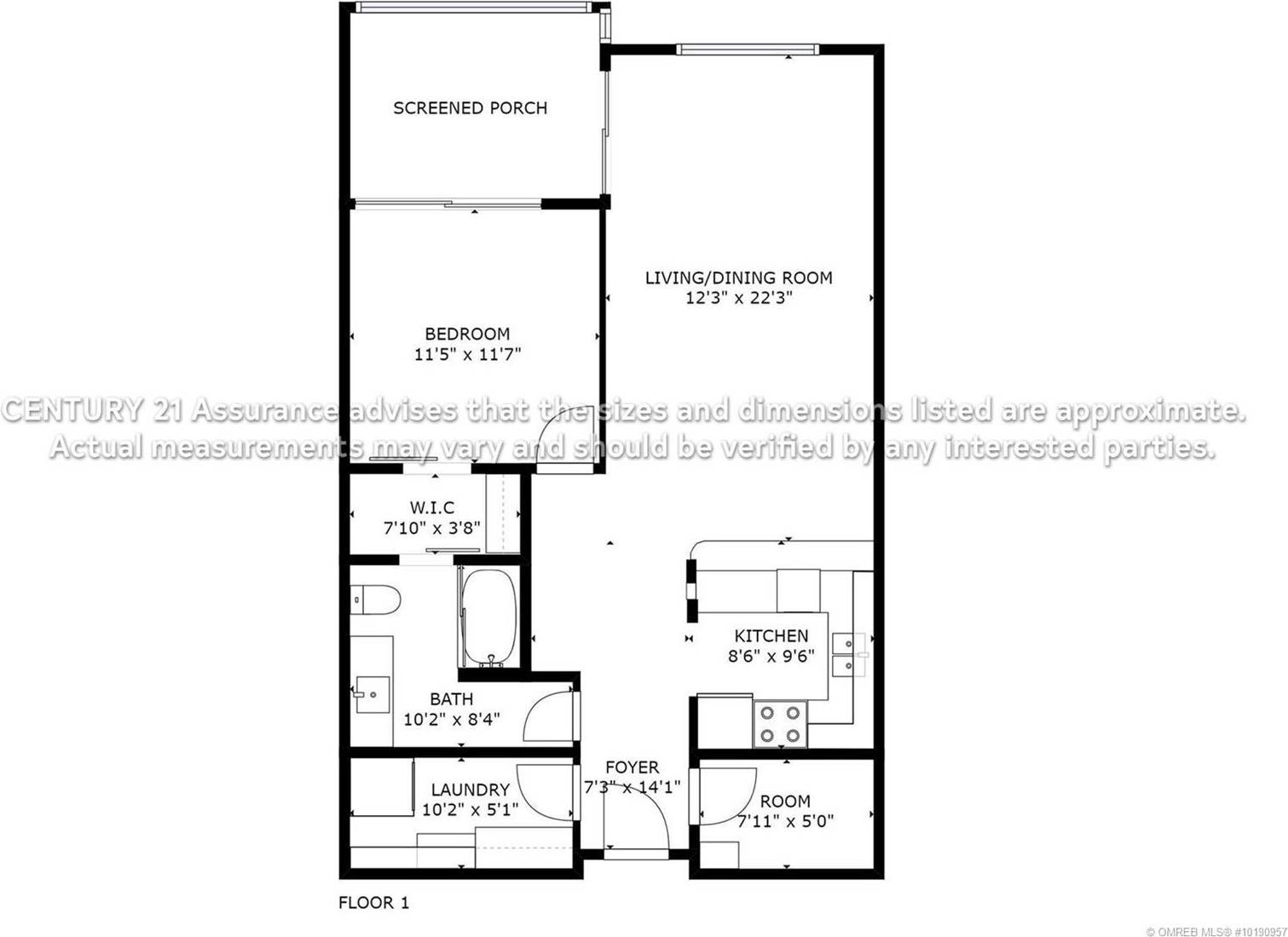 Condo for sale at 1035 Bernard Ave Unit 107 Kelowna British Columbia - MLS: 10190957