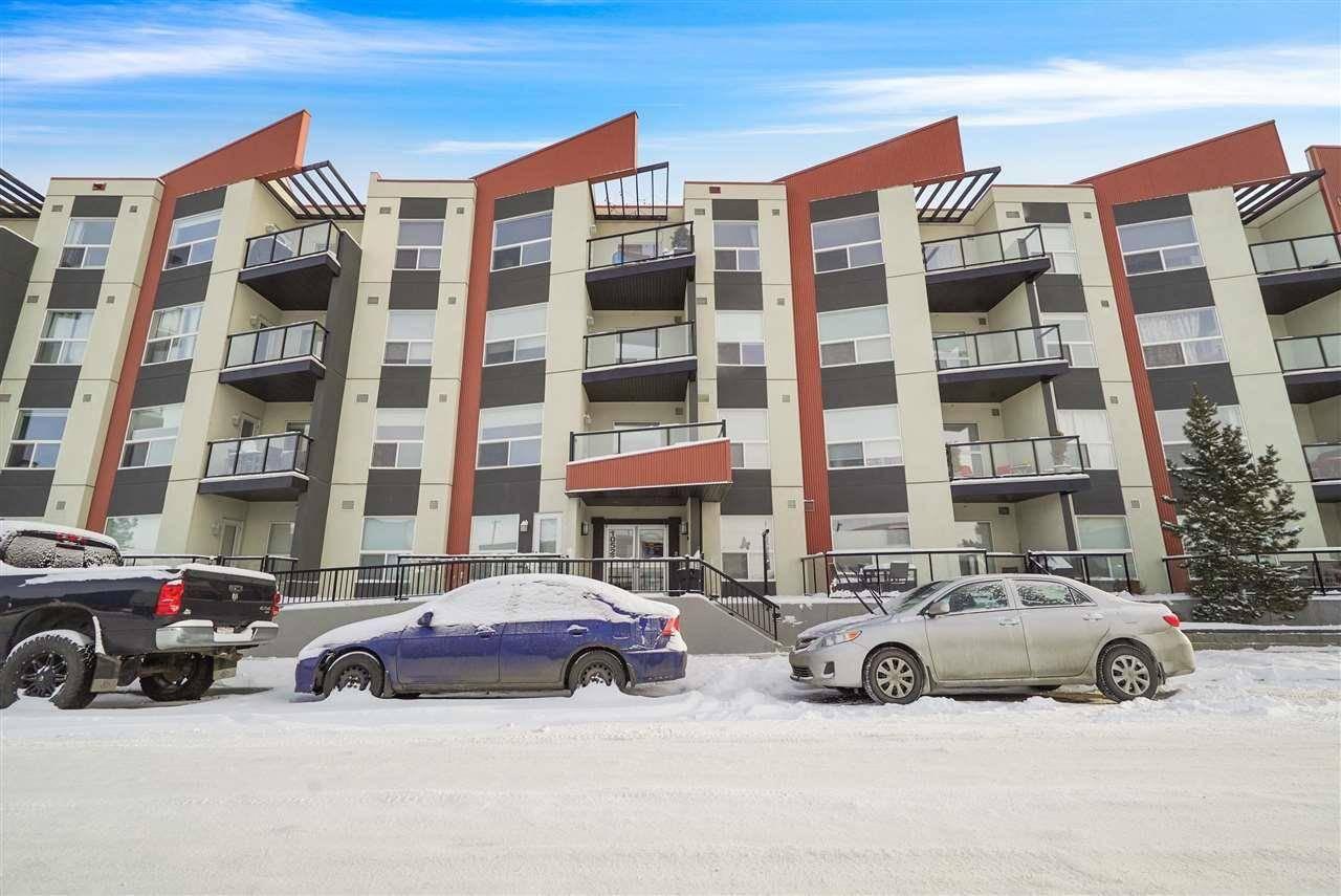 Condo for sale at 10523 123 St Nw Unit 107 Edmonton Alberta - MLS: E4184276