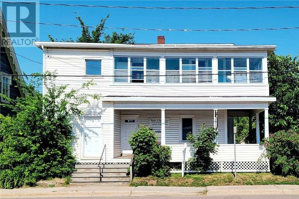 Townhouse for sale at 107 Highfield St Moncton New Brunswick - MLS: M129172