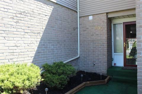 Condo for sale at 1133 Ritson Rd Unit 107 Oshawa Ontario - MLS: E4438937