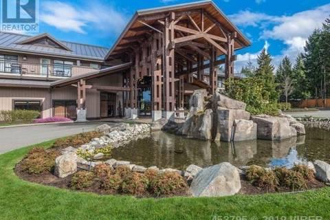 Condo for sale at 1175 Resort Dr Unit 107 Parksville British Columbia - MLS: 453795