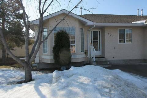 Townhouse for sale at 13320 124 St Nw Unit 107 Edmonton Alberta - MLS: E4148703