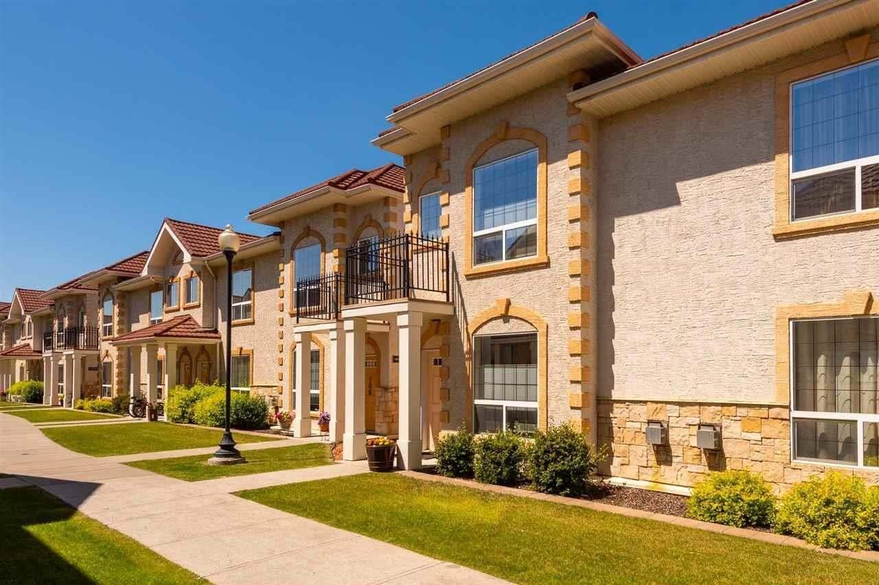 Townhouse for sale at 13825 155 Av NW Unit 107 Edmonton Alberta - MLS: E4202779