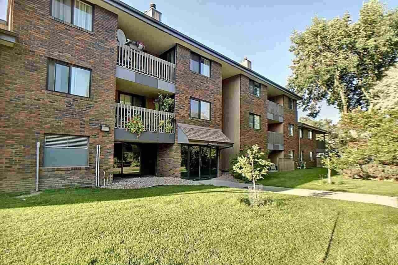 Condo for sale at 14803 51 Av NW Unit 107 Edmonton Alberta - MLS: E4205877