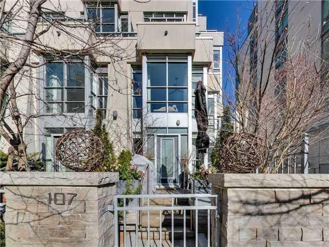 Sold: 107 - 150 Homewood Avenue, Toronto, ON