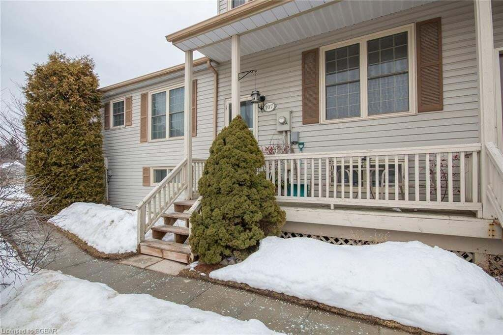Townhouse for sale at 150 Victoria St S Unit 107 Thornbury Ontario - MLS: 247010