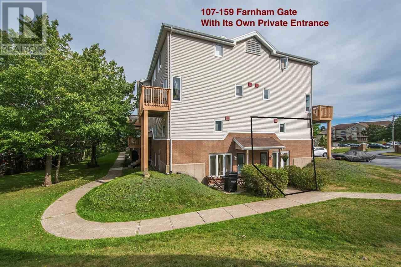 Buliding: 159 Farnham Gate Road, Halifax, NS