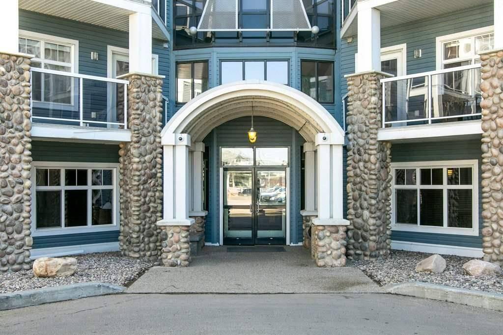 Condo for sale at 16035 132 St Nw Unit 107 Edmonton Alberta - MLS: E4194554