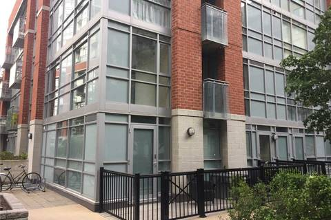Apartment for rent at 170 Sudbury St Unit 107 Toronto Ontario - MLS: C4550086
