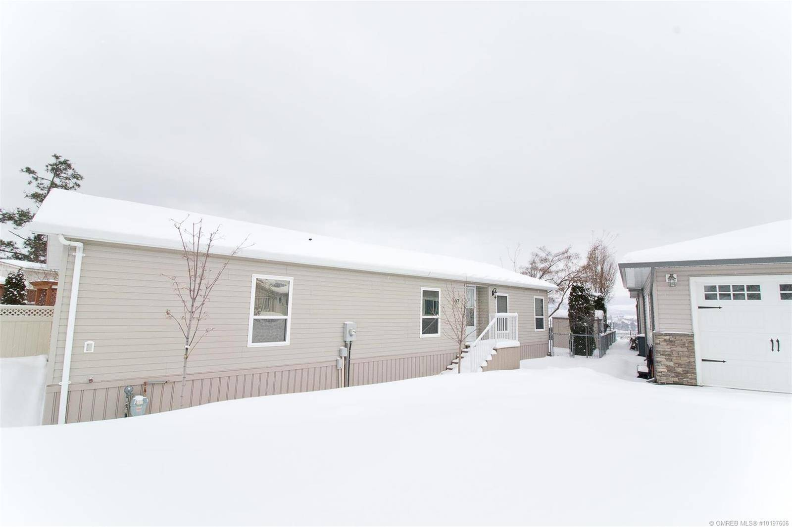 House for sale at 1750 Lenz Rd Unit 107 West Kelowna Bc British Columbia - MLS: 10197606