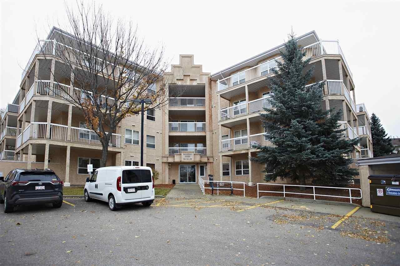 Condo for sale at 17511 98a Av NW Unit 107 Edmonton Alberta - MLS: E4219714