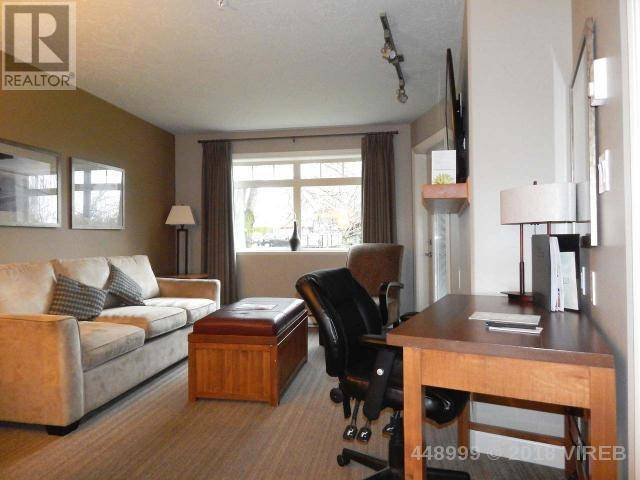 Condo for sale at 1800 Riverside Ln Unit 107 Courtenay British Columbia - MLS: 448999