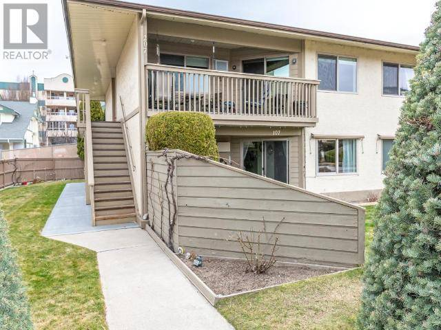 Condo for sale at 1830 Atkinson St Unit 107 Penticton British Columbia - MLS: 182900