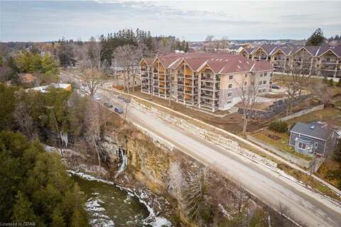 Residential property for sale at 19 Stumpf St Unit 107 Elora Ontario - MLS: 30798608