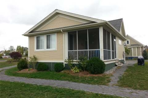House for sale at 2 Butternut Ln Unit 107 Prince Edward County Ontario - MLS: X4939082